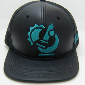 Dirty Arm Farm Teal Hat